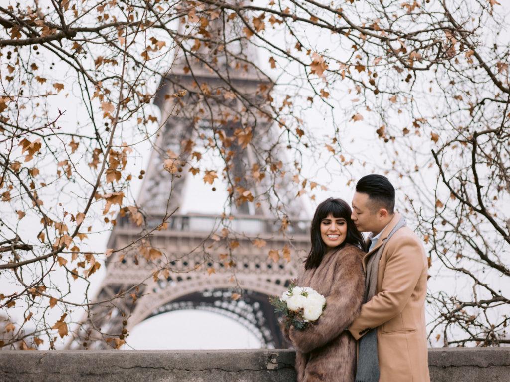 Destination Engagement Session, Paris France, Eiffel Tower, Sunrise Proposal, , Jenny Fu Studio, Editorial, Photojournalistic, Documentary, Destination, Wedding Photographer based in New York City, NYC Top Wedding Photographer