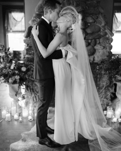 Foxfire Mountain House • Sonny and Jeff • Featured in Brides